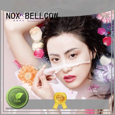 NOX BELLCOW Brand skin naturecolored biomass graphene mask efficacy