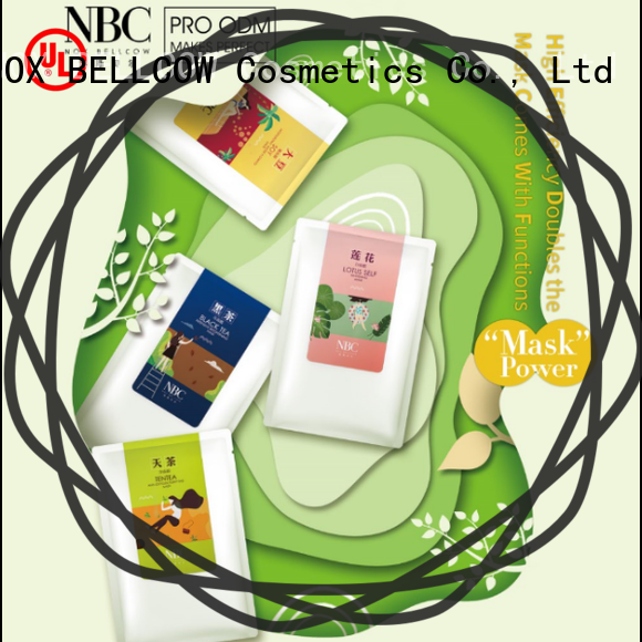 charcoal facial treatment mask ginseng wholesale for travel