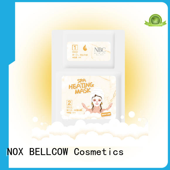 NOX BELLCOW charcoal facial essence mask manufacturer for man