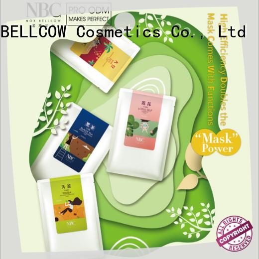 NOX BELLCOW antiblue facial mask manufacturer factory for beauty salon