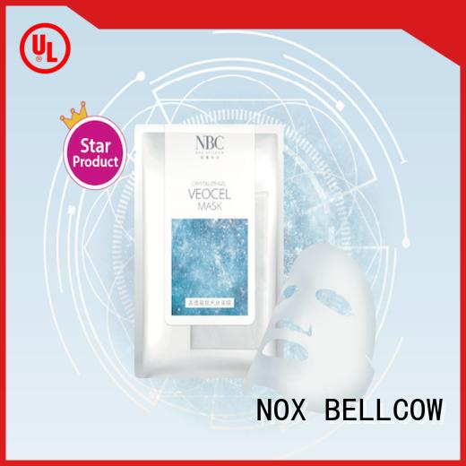 NOX BELLCOW revitalizing facial masque series for women