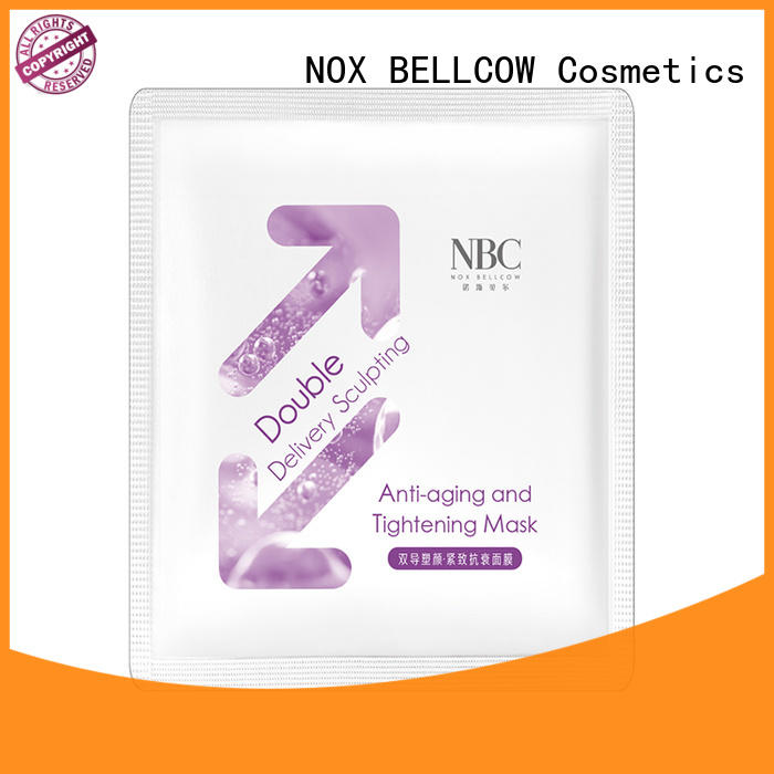 NOX BELLCOW ™ natural face masks factory for home