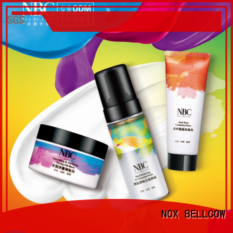 NOX BELLCOW beauty custom skin care protector for man