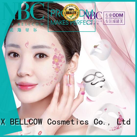 firming moisturizing charcoal NOX BELLCOW Brand biomass graphene mask factory