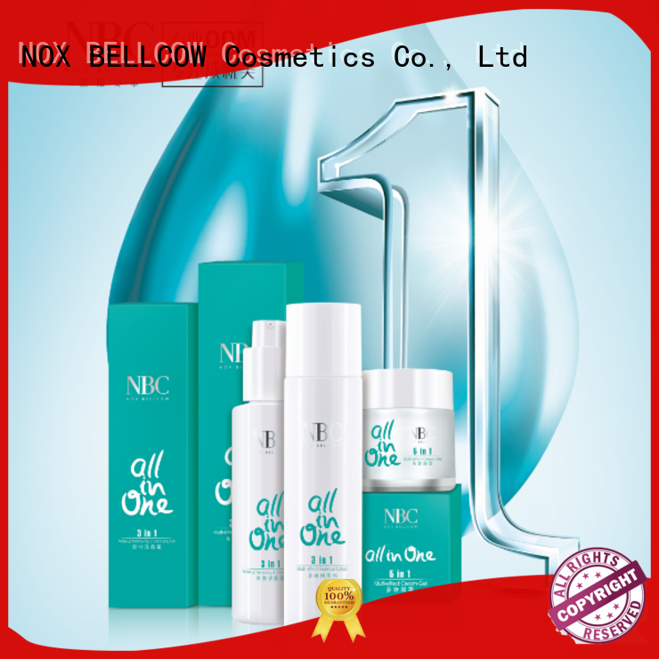 NOX BELLCOW Brand nature activpepti series skin care product manufacture