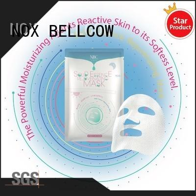 NOX BELLCOW dissolvable facial mask for women manufacturer for travel
