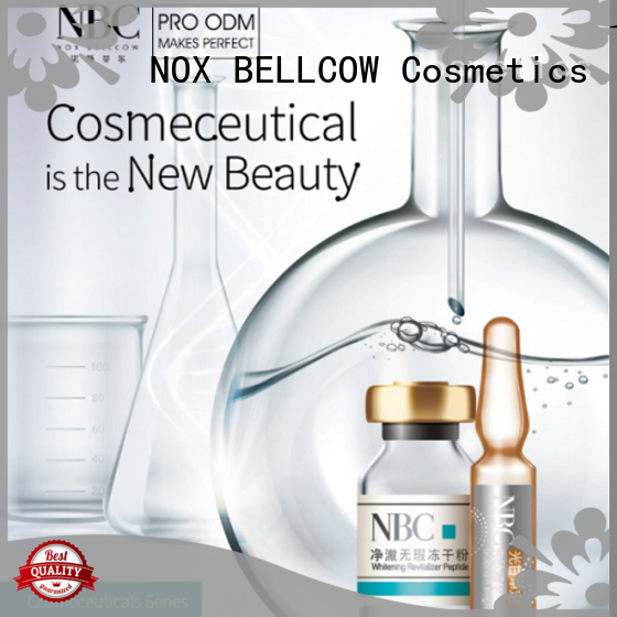 NOX BELLCOW seven cosmeceutical skin care factory for women