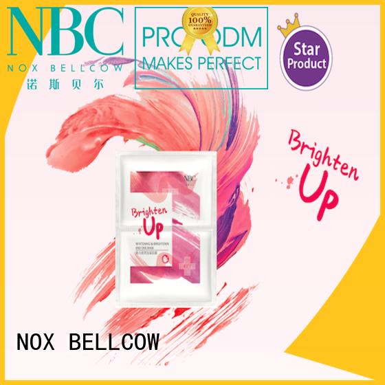 vline facial mask oem wholesale for beauty salon NOX BELLCOW