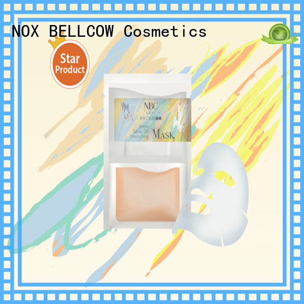 NOX BELLCOW instant facial masque factory for man
