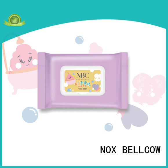 NOX BELLCOW wipes wet tissue series for ladies