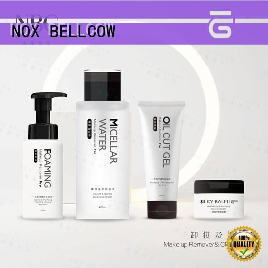 NOX BELLCOW Wholesale Make up remover wipes for skincare