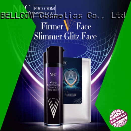 NOX BELLCOW pocket sheet face mask wholesale for beauty salon