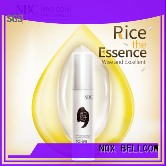 NOX BELLCOW blue skin products manufacturer for skincare