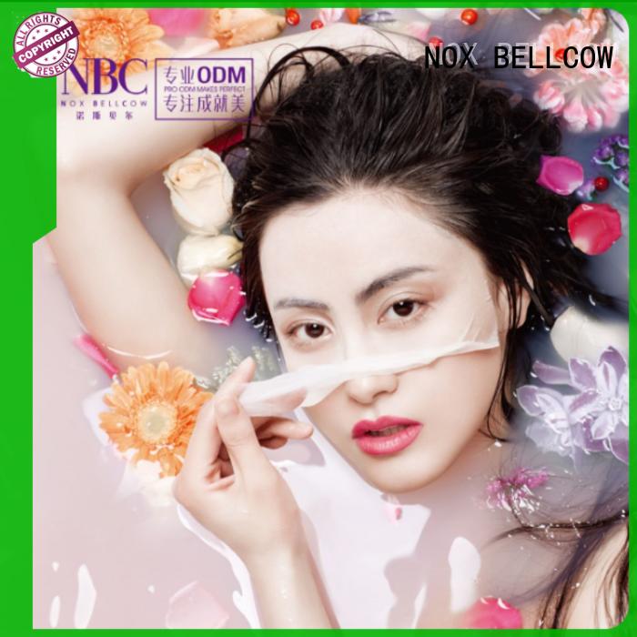 NOX BELLCOW moisturizing facial mask manufacturer wholesale for women