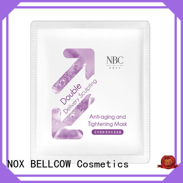 NOX BELLCOW dissolvable facial face mask wholesale for beauty salon