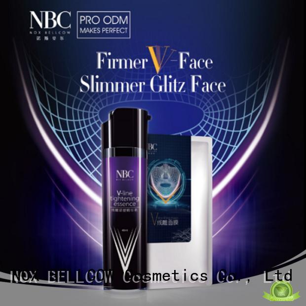 NOX BELLCOW idebenone facial masque manufacturer for beauty salon