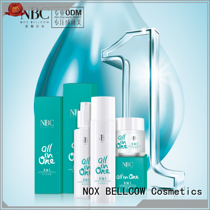unisex best facial skin care line clean supplier for women