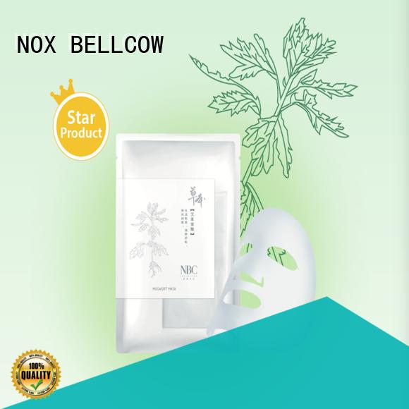 NOX BELLCOW camellia facial mask manufacturer supplier for travel