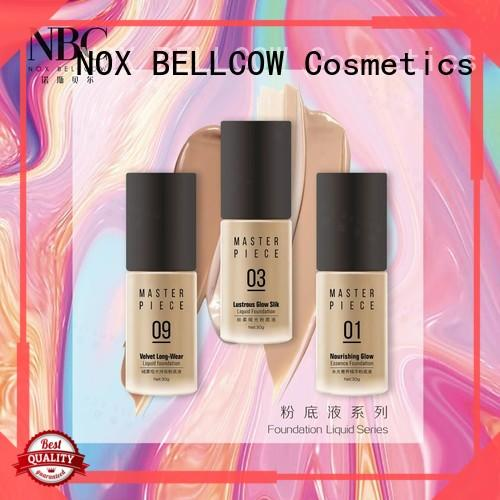 NOX BELLCOW High-quality best liquid foundation for oily skin for ladies