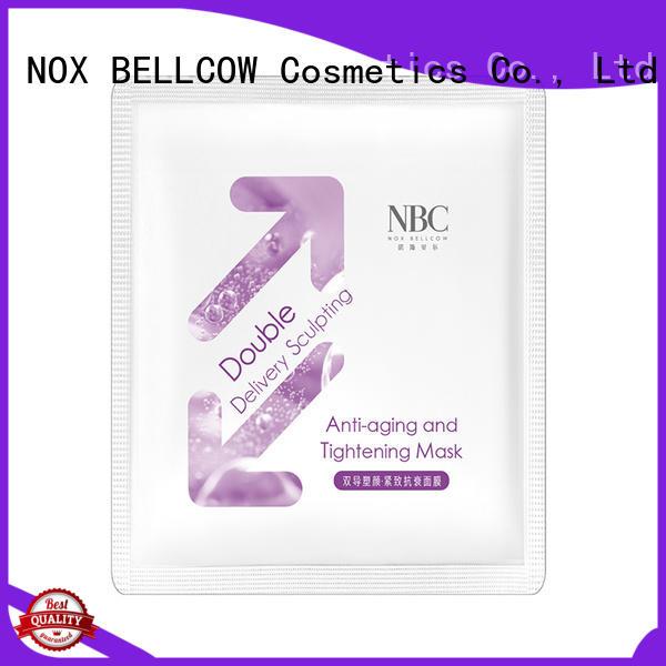 NOX BELLCOW moisturizing microfiber face mask feel for home
