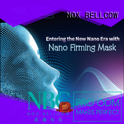 pore face facial mask manufacturer barrier NOX BELLCOW Brand