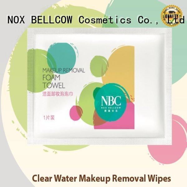 NOX BELLCOW towel wet tissue supplier for women