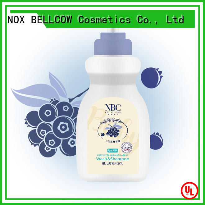 NOX BELLCOW New baby skin products company for baby
