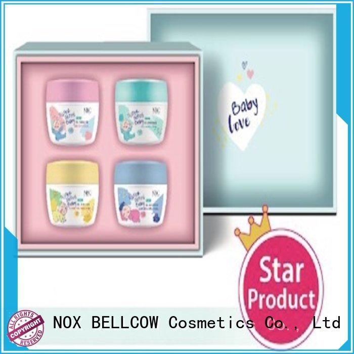 NOX BELLCOW safety skin moisturizer moisturizing for skincare