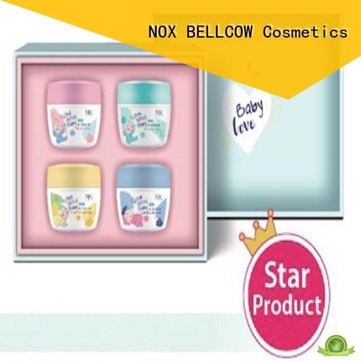 NOX BELLCOW oil baby skin care company