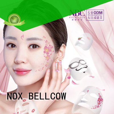 NOX BELLCOW thin facial masque manufacturer for beauty salon