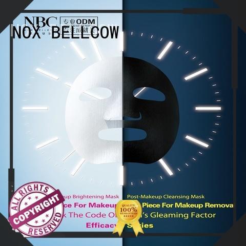 biomass graphene mask ari multifunctional clay NOX BELLCOW Brand company