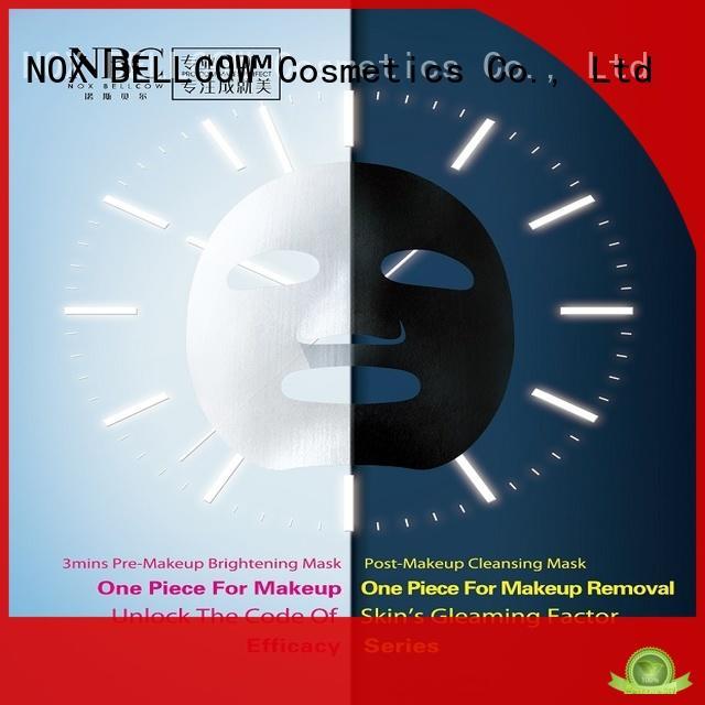 NOX BELLCOW ultra facial masque manufacturer for man