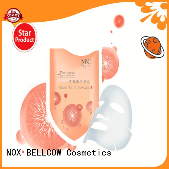 NOX BELLCOW microfiber korean face mask manufacturer for man