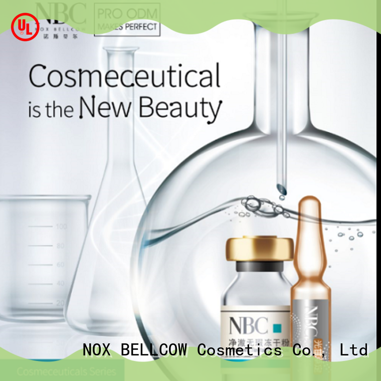NOX BELLCOW oil control cosmeceutical skin care wholesale for ladies