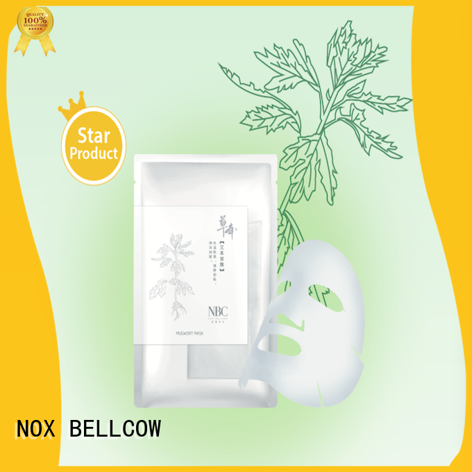 NOX BELLCOW thin facial treatment mask supplier for man