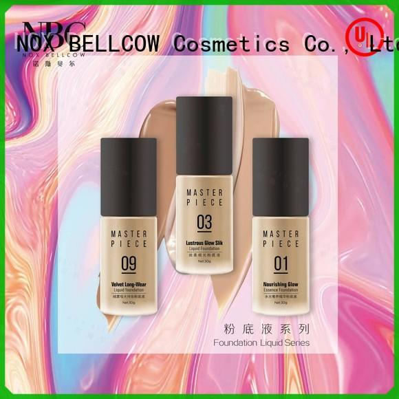 NOX BELLCOW best liquid foundation for oily skin for skincare
