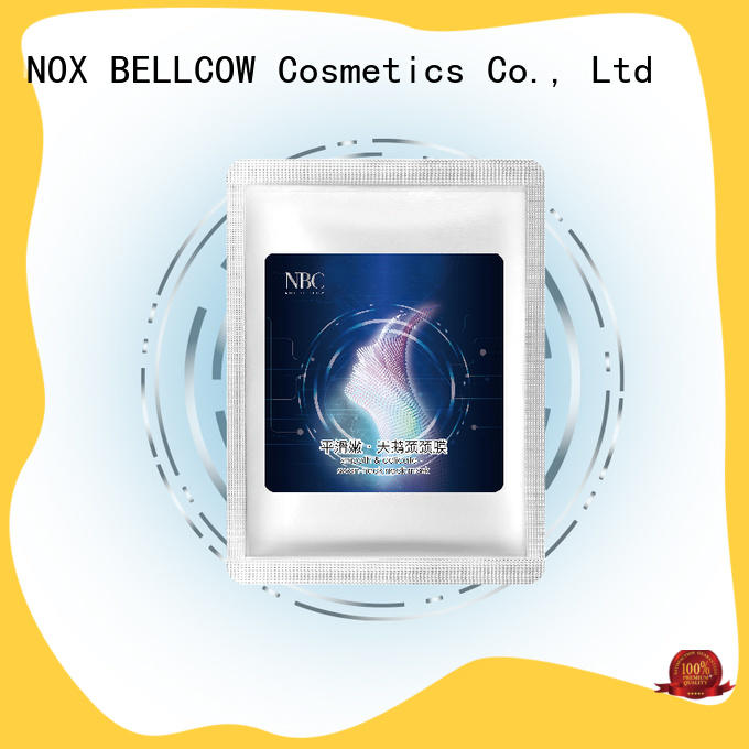 NOX BELLCOW instant good face masks supplier for man