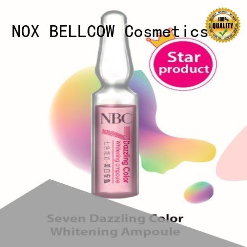 NOX BELLCOW series cosmeceutical products wholesale for face