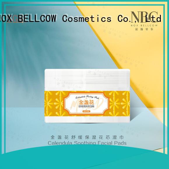 NOX BELLCOW Best makeup wipes manufacturers for women