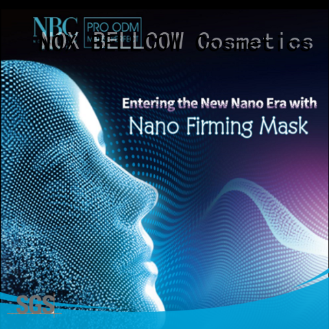 NOX BELLCOW minimizing facial masque manufacturer for travel