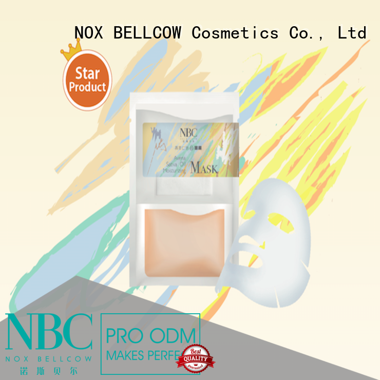 NOX BELLCOW instant natural face mask wholesale for man