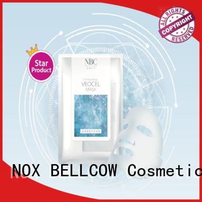 NOX BELLCOW instant facial mask oem series for women