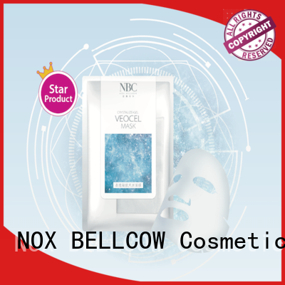 NOX BELLCOW instant facial mask oem series for women