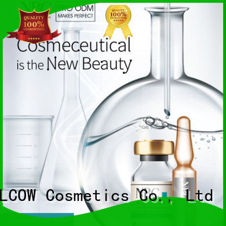 series cosmeceuticals and cosmetic ingredients effective NOX BELLCOW company