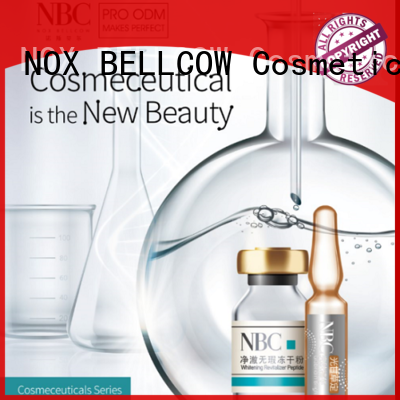 cosmeceutical cosmeceutical products supplier for hand NOX BELLCOW