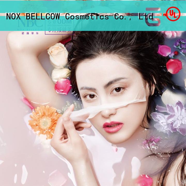 NOX BELLCOW minimizing facial sheet mask manufacturer factory for travel