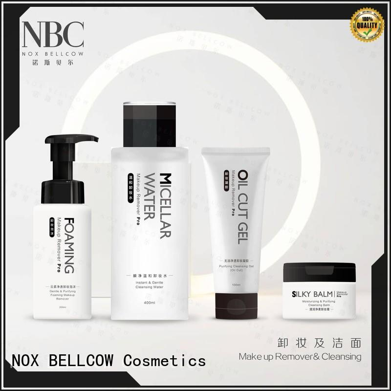 NOX BELLCOW Best natural makeup remover factory for women