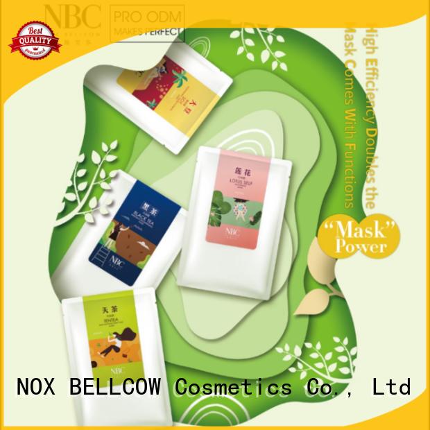 NOX BELLCOW minimizing facial essence mask supplier for women