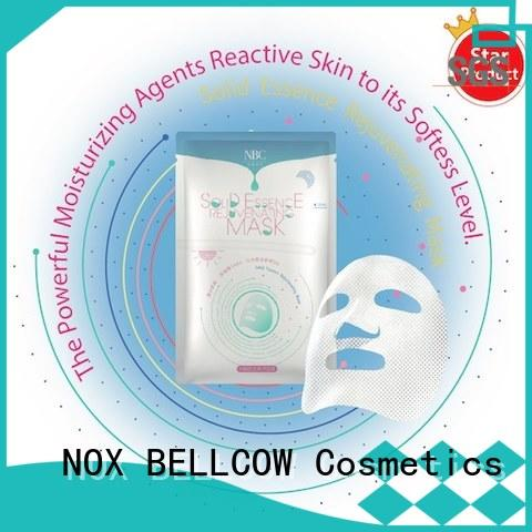 NOX BELLCOW minimizing best hydrating face mask series for man