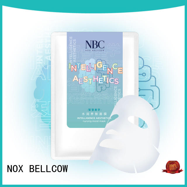 NOX BELLCOW multifunctional facial face mask products manufacturer for home